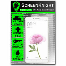 Screenknight xiaomi mi max 6.4 pouces protecteur d'écran militaire bouclier