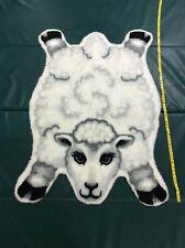 Rug For A Nursery Or Child's Room - farm animal