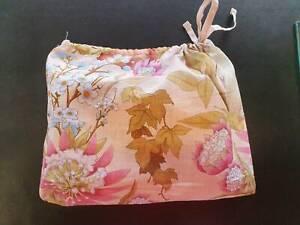 Adairs Fleur Harris Cot Quilt Cover Set