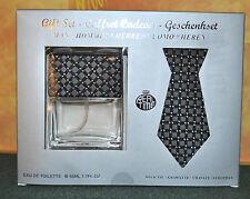 "Gift Set""Real Time & Krawatte Edition 3/Herrenduft/50 ml/OVP/NEU/Made in Paris"