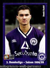 Dennis Usadel Tennis Borussia Berlin 1998-99 TOP AK +A49114