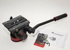 Manfrotto 502AH MVH502AH Pro Fluid Video Head