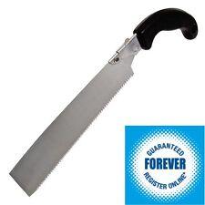 New Silverline Crosscut Pull Hand Saw 230mm 14tpi Cutting Blade,Hard Soft Wood