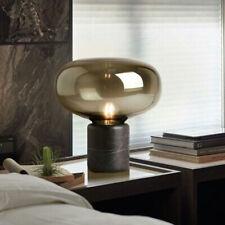 New Works Karl-Johan Table Lamp Bedside Light Reading Desk Lighting Marble Deco