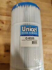 "Unicel C8325 8000 Series 125 Sq. Ft. 8 7/16"" Sundance Spas Cartridge C-8325"
