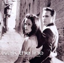 Walk the Line (2005) Joaquin Phoenix, Reese Witherspoon, Waylon Malloy Pa.. [CD]