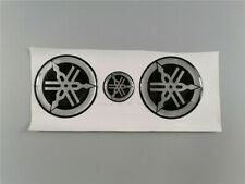Tank Fairing Decal Sticker adhesive for Yamaha YZF R1 R6 Silicone 3D Gel Emblems