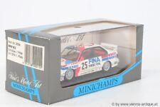 TLK 23178 1:43 MINICHAMPS BMW M3 SCHNITZER / FINA 24h SPA 1. PLATZ OVP
