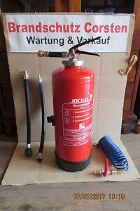 ÜBUNGSLÖSCHER Jockel® Feuerlöscher Wasserlöscher 9 L TRAININGSLÖSCHER SET