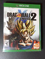 Dragon Ball XenoVerse 2 (XBOX ONE) NEW