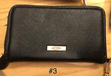 Aldo Black Wallet-Wristlet-Wallet with Wrist Strap-Wallets, Wristlets, Purse,