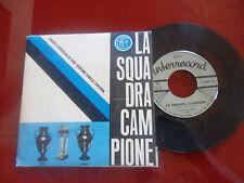 """Inno Ufficiale Inter Anni 60 """"La Squadra Campione""""! Nuovo! Vinile 45 - 1965 RARO"""
