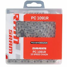 Sram PC-1091R 10-Speed Hollow-Pin Road / MTB Chain For Shimano / Sram
