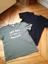 Lot De 2 tee Shirts Lacoste Et Zara
