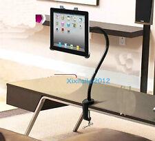 "360º Rotierend Flexible Halter Halterung Bett Desktop Ständer f. 7-10"" Tablet PC"