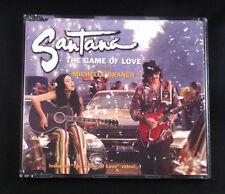Santana ft Michelle Branch - The Game Of Love - CD Single - Australia - 3 Tracks
