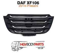 DAF XF 106 XF106 Euro6 Radiator Grille Lower Complete Center Grill