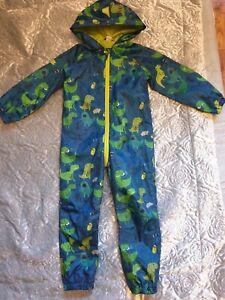 Boys puddle suit 5-6