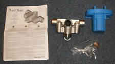 """Price Pfister 0T8-410A 3/4"""" Tub & Shower Control Rough-In Valve with Plug - New"""