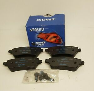 New Nissan Micra Note Renault Clio Modus Twingo Front Brake Pads T1399