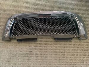 2002-2007 GMC ENVOY FRONT GRILLE GRILL BLACK