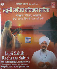 PUNJABI CD - JAP JI SAHIB - REHRAAS SAHIB- BHAI HARBANS SINGH JI (JAGADHRI WALE)