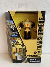 Transformers ORIGIN BUMBLEBEE Buzzworthy War For Cybertron Trilogy Figure