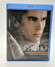 American Psycho Uncut Version Blu-Ray Movie