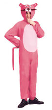 Adult Pink Panther TV Cartoon Film 60s 70s 80s Fancy Dress Costume Outfit