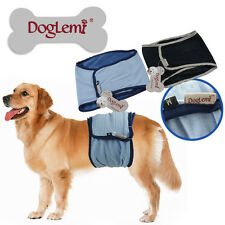 Male Dog Puppy Nappy Diaper Belly Wrap Band Sanitary Pants Underpants XS-XL