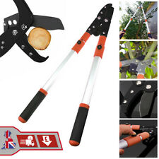"Telescopic 28"" to 40"" Branch Anvil Lopper Tree Branch Pruner Extending Gardening"