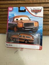 "Disney Pixar Cars Diecast Bill Revs The Cotter Pin ""VHTF"""
