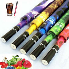 10x SHISHA PEN FLAVOUR HOOKAH VAPOR SMOKE DISPOSABLE ELECTRONIC 500 PUFFS Hot