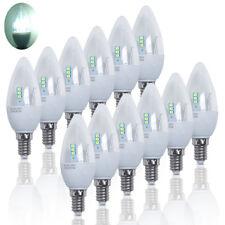 12x E14 SES 5W LED Candle Bulbs 50w Spotlight Chandelier Downlight Cool White UK