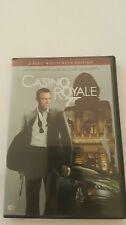 Casino Royale 007 (DVD, 2007, 2-Disc Set, Widescreen) Daniel Craig