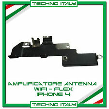 COVER ANTENNA WIFI STAFFA PER  IPHONE 4G METALLO WI-FI WIRELESS RICAMBIO STAFFA