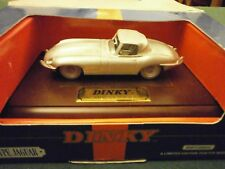 DINKY MATCHBOX DY-921 Jaguar E Type Limited Edition in peltro