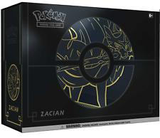 Pokemon Sword и Shield Elite тренажер коробка плюс zacian