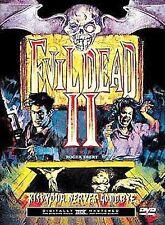 Evil Dead 2: Dead by Dawn (DVD, 2000, Limited Edition Tin)