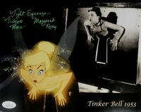 Margaret Kerry Hand Signed Autographed 8x10 Photo Tight Squeeze Tinker Bell JSA