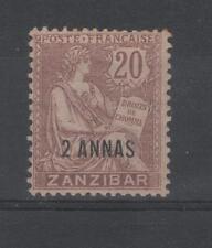 ZANZIBAR (Bureau Français) - n° 50 neuf * - C: 23,00 €