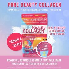 ⭐️⭐️⭐️⭐️🌟Pure Beauty Collagen Powder 100,000mg Authentic Best Seller🇬🇧🇵🇭