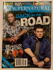 SUPERNATURAL Back On The Road Magazine 100 Page Special Sept/Oct 2010 #19