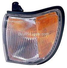 SAFARI ZANZIBAR 2004 MONACO LEFT DRIVER CORNER TURN SIGNAL LIGHT LAMP SIDE RV