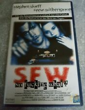 SFW - So Fucking What? - VHS - PAL - VCL - 1995