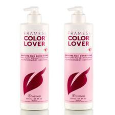 2 bottles x FRAMESI Color Lover Moisture Rich Conditioner 16.9 fl oz