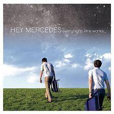 Everynight Fire Works [Digipak] by Hey Mercedes CD NEW BRAID FREE SHIPPING