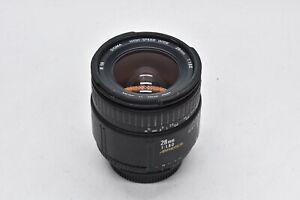 [NEAR MINT] Sigma 28mm f1.8d II Aspherical High Speed Wide Nikon F Mount #2248