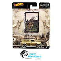 Hot Wheels 2019 Pop Culture '67 Austin Mini Van LED-Zeppein 4/5