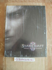 ELDORADODUJEU >> GUIDE COLLECTOR EDITION STARCRAFT II HEART OF THE SWARM NEUF VF